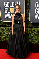 Sarah Paulson at the 75th Annual Golden Globe Awards at the Beverly Hilton Hotel, Beverly Hills, USA 07 Jan. 2018<br /> Picture: Paul Smith/Featureflash/SilverHub 0208 004 5359 sales@silverhubmedia.com