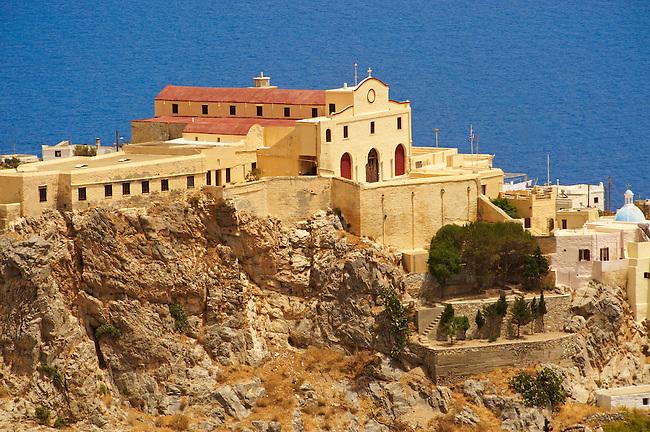 Ano Syros Catholic basilica of San Giorgio,  Syros [ ????? ] , Greek Cyclades Islands