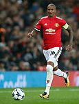 Ashley Young of Manchester United during the Champions League Group A match at the Old Trafford Stadium, Manchester. Picture date: September 12th 2017. Picture credit should read: Andrew Yates/Sportimage