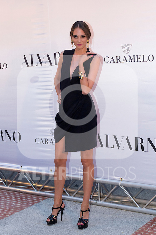 03.09.2012. Celebrities attending the Alvarno fashion show during the OFF Mercedes-Benz Fashion Week Madrid Spring/Summer 2013 at Museo Lazaro Galdiano. In the image Marina Jamison (Alterphotos/Marta Gonzalez)