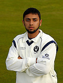 Profile picture - Scotland player Moneeb Iqbal - Picture by Donald MacLeod 08.07.09
