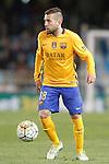 FC Barcelona's Jordi Alba during La Liga match. April 9,2016. (ALTERPHOTOS/Acero)