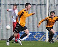 11/04/09 Dumbarton v Berwick Rangers
