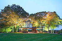 The Glass House Architect Philip Johnson 1949 | Photographer Robin Hill (c)