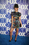 Lea Michele stars in GLEE as he attends the FOX 2010 Programming Presentation (Upfronts) Post-Party on May 18, 2010 at Wollman Rink in Central Park, New York City, New York.  (Photo by Sue Coflin/Max Photos)