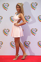 Amy Willerton arriving for the Health Lottery Tea Party, The Savoy, London. 02/06/2014 Picture by: Alexandra Glen / Featureflash