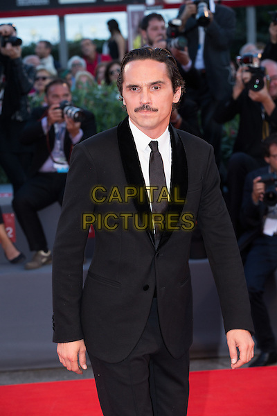 Piergiorgio Bellocchio  at the premiere of Blood Of My Blood at the 2015 Venice Film Festival.<br /> September 8, 2015  Venice, Italy<br /> CAP/KA<br /> &copy;Kristina Afanasyeva/Capital Pictures