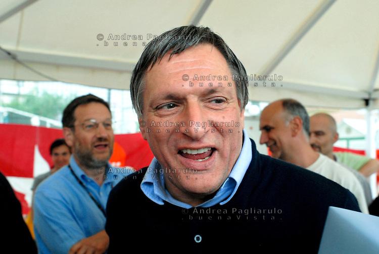 Don Ciotti.© Andrea Pagliarulo/BuenaVistaphoto
