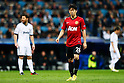 Shinji Kagawa (Man.U), FEBRUARY 13, 2013 - Football / Soccer : UEFA Champions League Round of 16, 1st leg match between Real Madrid 1-1 Manchester United at Estadio Santiago Bernabeu in Madrid, Spain. (Photo by D.Nakashima/AFLO)