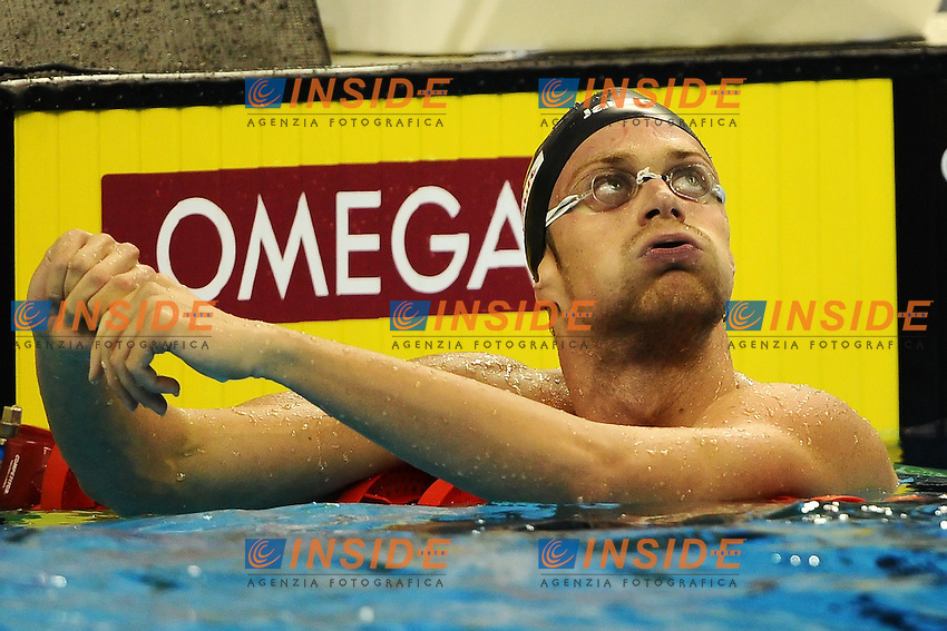 Luca DOTTO ITalia.Men's 50m Freestyle - Swimming / Nuoto.Shanghai 29/7/2011 .14th FINA World Championships.Foto Andrea Staccioli Insidefoto