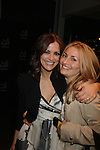 All My Children's Rebecca Budig and sister Christy at Ice Theatre of New York - The Nation's Premier Ice Dance Ensemble hosts Spring Fling Celebrity Skate 2012 on May 17, 2012 at Sky Rink at Chelsea Piers, New York City, New York. (Photo by Sue Coflin/Max Photos)