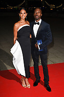 Alesha Dixon &amp; Azuka Ononye<br /> arriving for the 2017 NSPCC Britain&rsquo;s Got Talent Childline Ball at Old Billingsgate, London<br /> <br /> <br /> &copy;Ash Knotek  D3315  28/09/2017