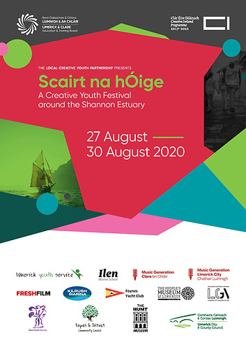 Scair na hOige's busy programme