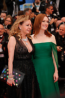 CANNES, FRANCE - Julianne Moore and Caroline Scheufele  attends 'The Dead don't Die' premiere during the 72nd annual Cannes Film Festival on May 14, 2019 in Cannes, France. <br /> CAP/GOL<br /> &copy;GOL/Capital Pictures
