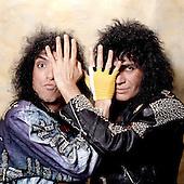 1988: KISS  - Crazy Nights UK Tour