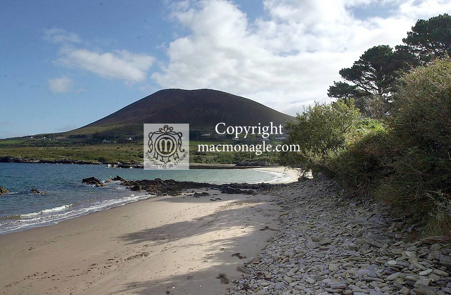 Kells bay in County Kerry..Picture by Don MacMonagle