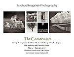 Six photographs by Michael Knapstein are included in a group exhibit at the Fluno Center in Madison, Wisconsin.