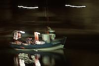 Europe/France/Poitou-Charentes/17/Charente-Maritime/La Rochelle : Retour de pêche