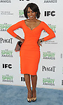 "Angela Bassett at the ""2014 Film Independent Spirit Awards"" held at Santa Monica Beach, Ca. on March 1, 2014."
