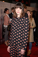 Stacy Martin<br /> arriving for the premiere of &quot;The Sense of an Ending&quot; at the Picturehouse Central, London.<br /> <br /> <br /> &copy;Ash Knotek  D3244  06/04/2017