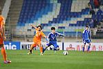 Suwon Samsung vs Brisbane Roar during the 2015 AFC Champions League Group G match on April 08, 2015 at the Suwon World Cup Stadium in Suwon, Korea Republic. Photo by Takefumi Tsutsui / World Sport Group