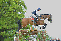 Dominic Furnell (IRL) riding BALLYCAHANE FLOWER POWER   during the Mitsubishi Motors Badminton Horse Trials 2017 Badminton Glos. UK on 6th May 2017.