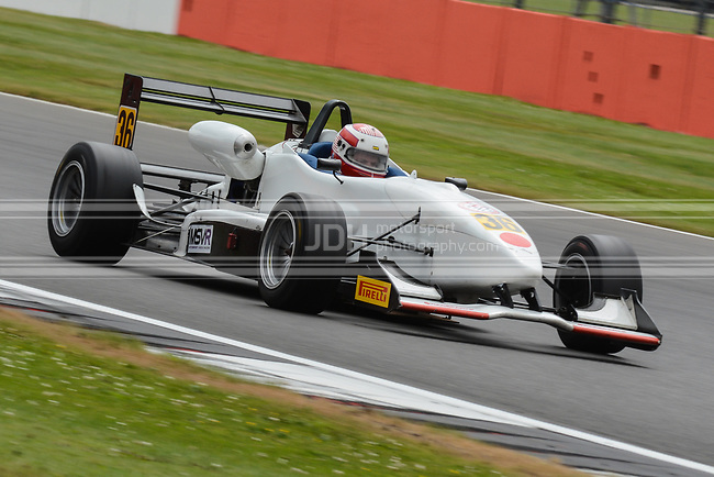 Mike Hatton - Dallara F301
