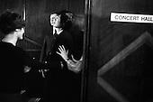 Warszawa 23 september - 24 october 2005 Poland<br /> The Fryderyk Chopin International Contest taking place every five years in Warsaw is the most prestigious musical event in the world. This year a record high number of contestants has applied - 257 musicians from 35 countries. <br /> ( &copy; Filip Cwik / Napo Images for Newsweek Polska )<br /> <br /> Warszawa 23 wrzesien - 24 pazdziernik 2005 Polska<br /> 15 Miedzynarodowy Konkurs Pianistyczny im. Fryderyka Chopina. Konkurs odbywa sie co piec lat i jest to najbardziej prestizowa impreza pianistyczna na swiecie. Nalezy do swiatowej elity wydarzen muzycznych. W tym roku na Konkurs zglosila sie rekordowa liczba uczestnikow - 257 muzykow z 35 krajow. <br /> nz Kiyozuka Shinya ( Japonia ) tuz przed wyjsciem na sale koncerowa<br /> ( &copy; Filip Cwik / Napo Images dla Newsweek Polska )