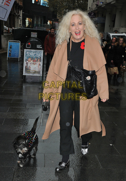 Debbie Douglas at the &quot;The Secret Life of Pets&quot; UK 'Petmiere', Prince Charles cinema, Leicester Place, London, England, UK, on Saturday 12 November 2016. <br /> CAP/CAN<br /> &copy;CAN/Capital Pictures