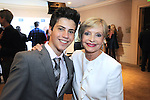 BEVERLY HILLS - JUN 12: Lofton Shaw, Florence Henderson at The Actors Fund's 20th Annual Tony Awards Viewing Party at the Beverly Hilton Hotel on June 12, 2016 in Beverly Hills, California