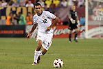 10 AUG 2010: Jonathan Bornstein (USA). The United States Men's National Team lost to the Brazil Men's National Team 0-2 at New Meadowlands Stadium in East Rutherford, New Jersey in an international friendly soccer match.