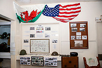 A general View of the 1940's Swansea Bay Museum, Swansea, Wales, UK. Monday 10 June 2019