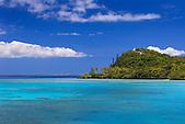 Pointe de Easo, baie du Santal, Lifou, Nouvelle-Caldédonie