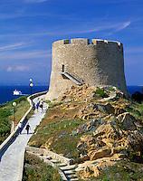 Italy, Sardinia, Santa Teresa di Gallura: Torre Longosardo