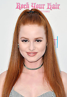 LOS ANGELES, CA - JULY 28: Madelaine Petsch attends the Teen Choice Awards Per-Party at Hyde Sunset on July 28, 2016 in Los Angeles, CA. Credit: Koi Sojer/Snap'N U Photos/MediaPunch
