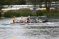 Race: 157: MasC 4+  Final<br /> <br /> Peterborough Summer Regatta 2017 - Saturday<br /> <br /> To purchase this photo, or to see pricing information for Prints and Downloads, click the blue 'Add to Cart' button at the top-right of the page.
