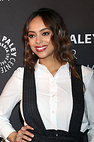 "LOS ANGELES - OCT 25:  Amber Stevens West at ""The Paley Honors: A Gala Tribute to Music on Television"" at the Beverly Wilshire Hotel on October 25, 2018 in Beverly Hills, CA"