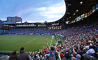 Portland Thorns vs Orlando Pride, April 17, 2016