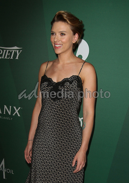 14 October 2016 - Beverly Hills, California - Scarlett Johansson. Variety's Annual Power of Women Luncheon held at the Beverly Wilshire Hotel in Beverly Hills. Photo Credit: AdMedia