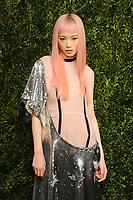 NEW YORK, NY - NOVEMBER 6: Fernanda Ly at the 14th Annual CFDA Vogue Fashion Fund Gala at Weylin in Brooklyn, New York City on November 6, 2017. <br /> CAP/MPI/JP<br /> &copy;JP/MPI/Capital Pictures