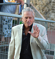 Michael Douglas keeps his wedding ring at 39th Deauville Film Festival