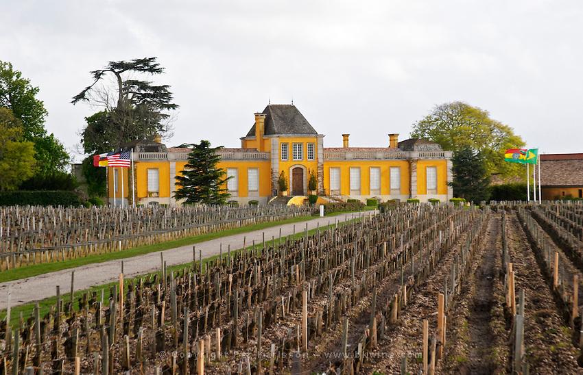 chateau lafon rochet st estephe medoc bordeaux france