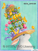 Ingrid, EASTER, OSTERN, PASCUA, paintings+++++,USISSP31SB,#e#, EVERYDAY ,rabbits