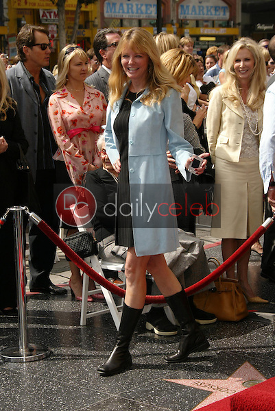 Cheryl Tiegs<br />at the Ceremony Honoring Mike Medavoy with a star on the Hollywood Walk of Fame. Hollywood Boulevard, Hollywood, CA. 09-19-05<br />Dave Edwards/DailyCeleb.Com 818-249-4998