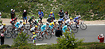 101 Tour de France 2014 - <br /> The pick climbs during stage fourteenth of the cycling road race 'Tour de France' at Col d'Izoard, on July 19, 2014.
