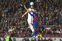 Karim Benzema, Nelson Semedo<br /> <br /> <br /> 18/12/2019 <br /> Barcelona - Real Madrid<br /> Calcio La Liga 2019/2020 <br /> Photo Paco Largo Panoramic/insidefoto <br /> ITALY ONLY