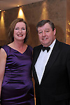 Ann and Andrew Phelan, Castlemartyr Hotel, Cork pictured at the IHF conference in the Hotel Kilkenny..Picture by Don MacMonagle...pic from IHF
