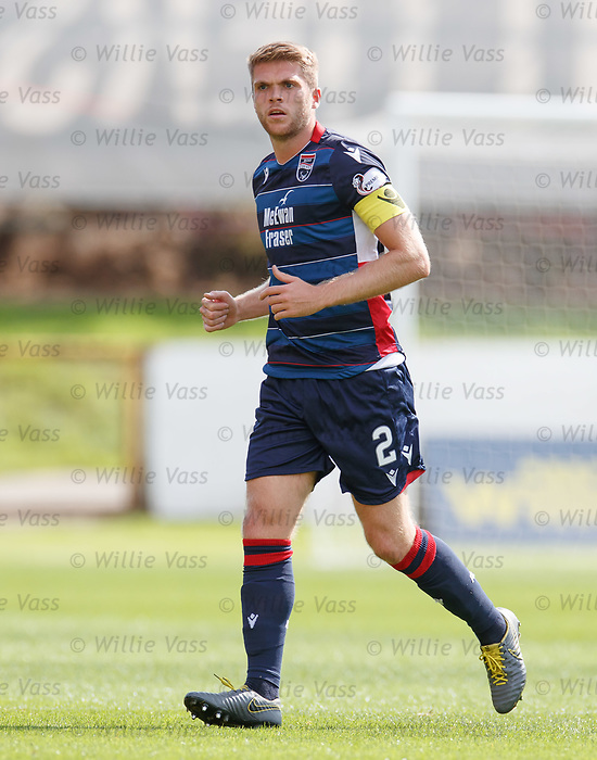 Marcus Fraser, Ross County