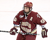 Stephen Gionta - The Boston College Eagles defeated the Miami University Redhawks 5-0 in their Northeast Regional Semi-Final matchup on Friday, March 24, 2006, at the DCU Center in Worcester, MA.