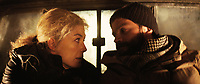 A PRIVATE WAR (2018)<br /> ROSAMUND PIKE, JAMIE DORNAN<br /> *Filmstill - Editorial Use Only*<br /> CAP/FB<br /> Image supplied by Capital Pictures